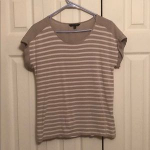 Christian Siriano Striped women's shirt. Med